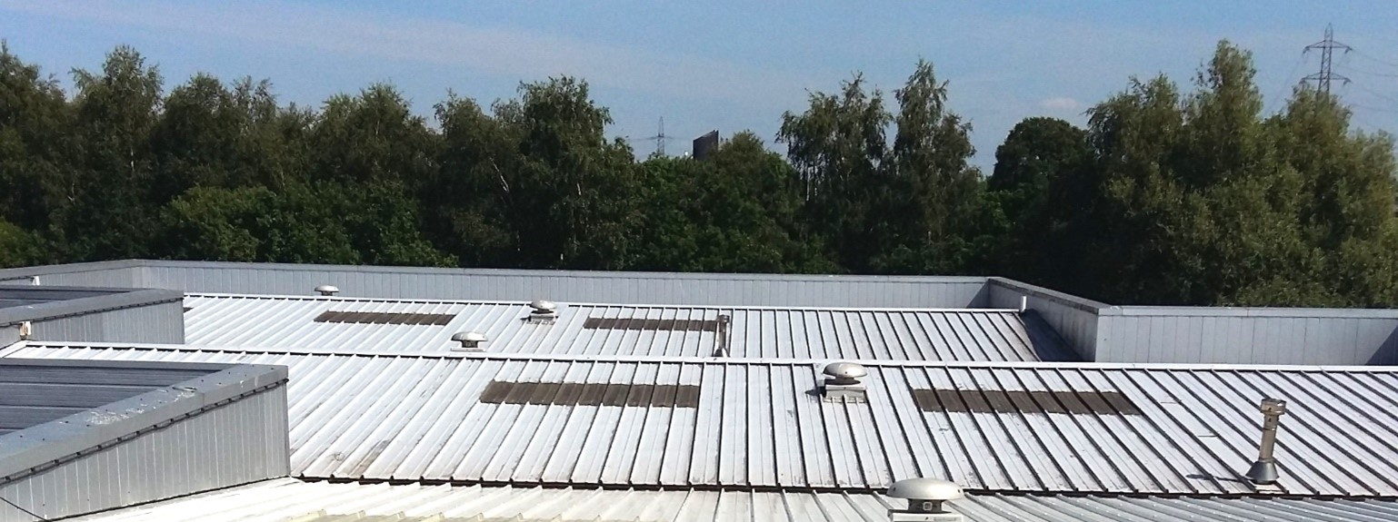 Metal Cladding Roof